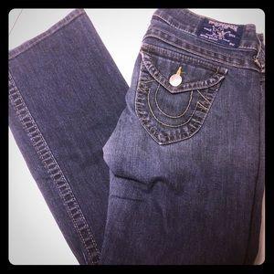 True religion boot cut jeans